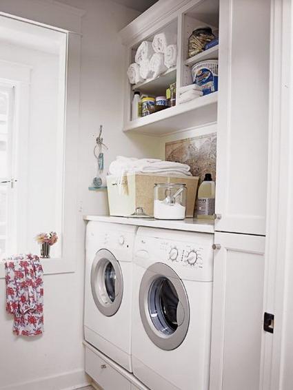 Cuarto de lavado for Lavadero pequenos