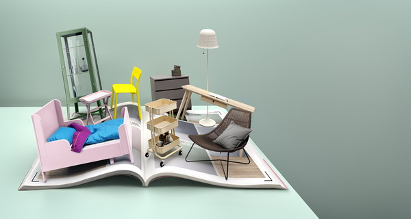 Nuevo catálogo IKEA