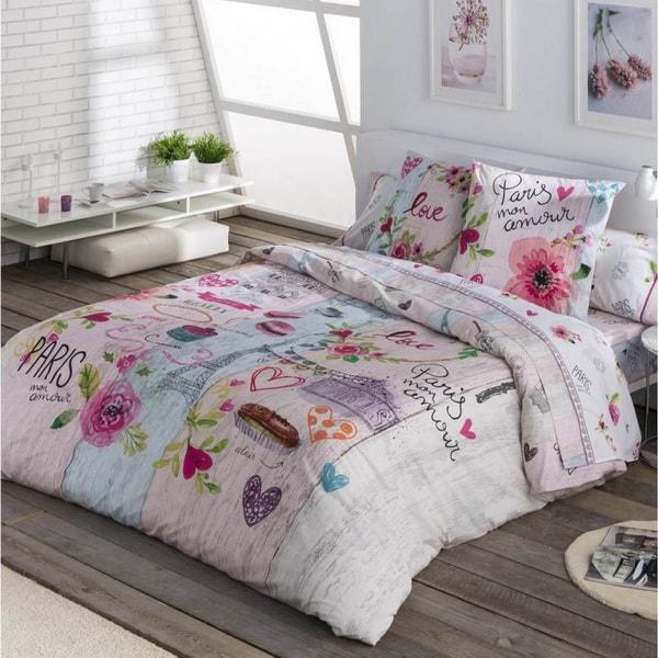 Si buscas comprar ropa de cama online, nuestro amplio catálogo incluye ropa de cama barata y de gran calidad. Podrás vestir y decorar tu habitación durante todo el año, y si te dejas sorprender por nuestros diseños podrás ir renovando la decoración en cada estación del año.