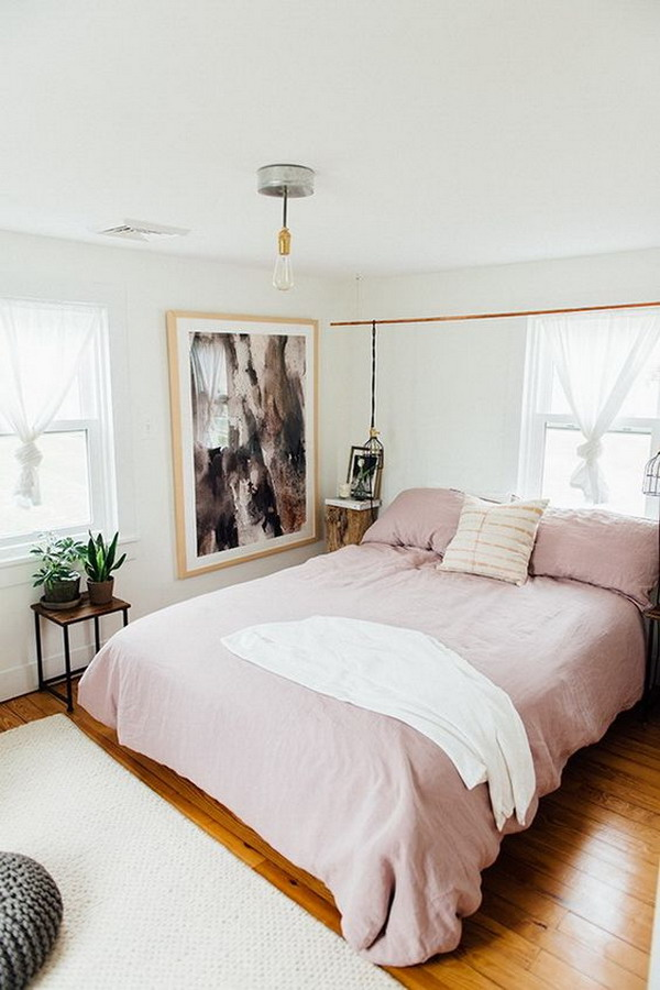 Como Decorar Un Dormitorio Matrimonial Peque O