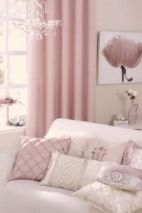 Decoración Romántica en Color Rosa