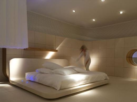 Ambientes minimalistas for Ambientes minimalistas interiores