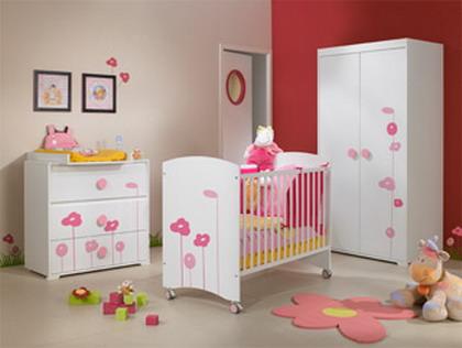 Algunas ideas para la habitación del bebé
