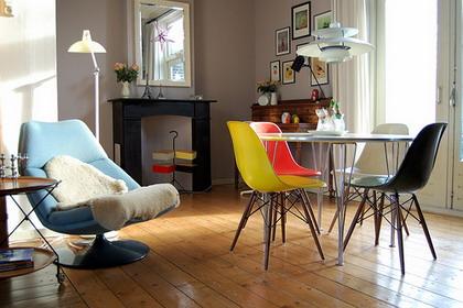 Ambientes con estilo vintage