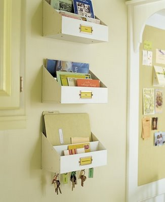 Ideas para el recibidor