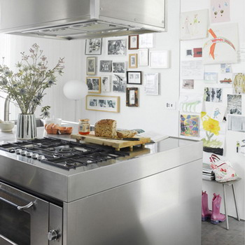 decorando la cocina