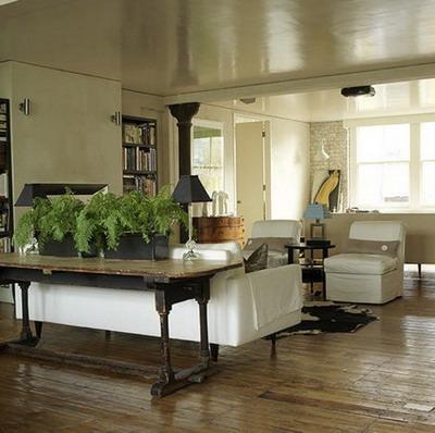 Un loft elegante y refinado