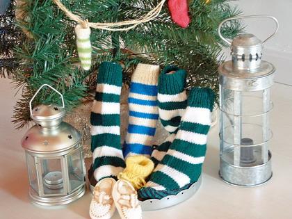 Detalles navideños por toda la casa