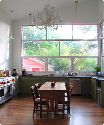 Visita una casa con buena iluminación