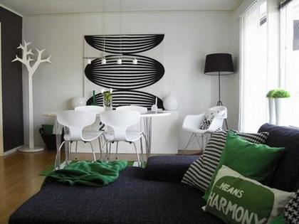 living_comedor_verde_blanco_negro4