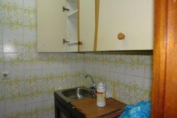 Visita la reforma de un apartamento de 19 metros cuadrados