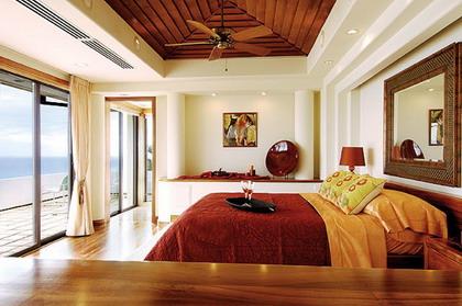 Una habitación con buen Feng Shui