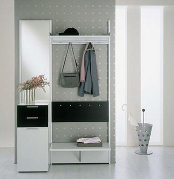 Recibidores con estilo minimalista
