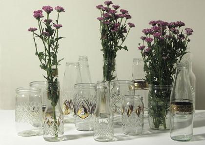 Vidrio para decorar el hogar