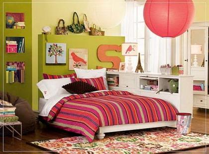 Diferentes ideas para habitaciones juveniles