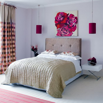 Ideas para un dormitorio romántico