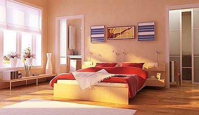 Algunos dormitorios encantadores