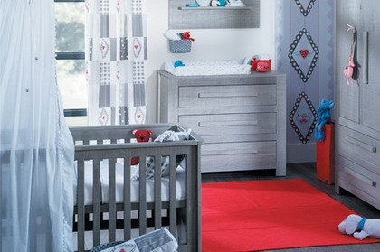 Ideas para la habitación del bebé