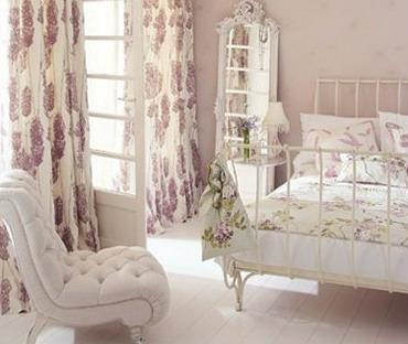 Dormitorios con estilo country