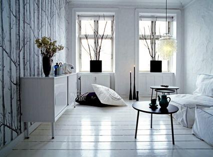Blanco apartamento