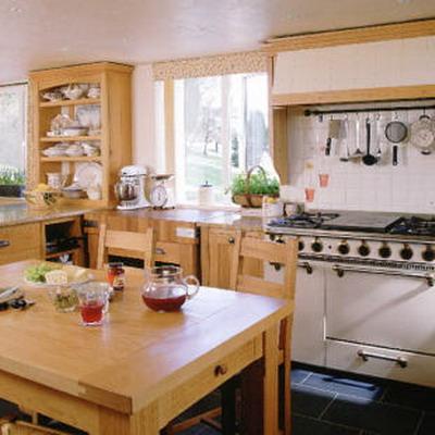 Ideas para la cocina comedor. Parte II