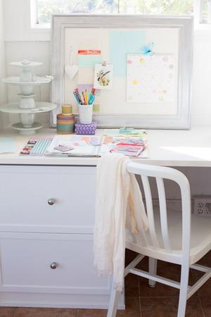 Un escritorio a puro detalle