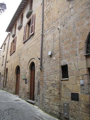 Una casa en Orvieto