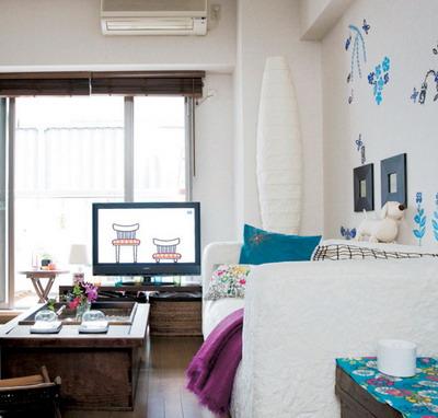 Un pequeño apartamento