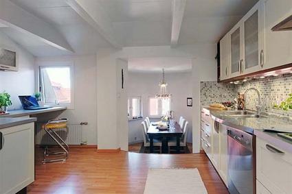 Un hogar clásico y elegante. Parte II
