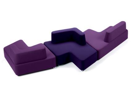 Muebles modulares de diseño