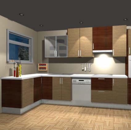 Colores para la cocina - DecoActual.com