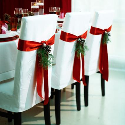 Ideas para la decoración de la mesa en navidad