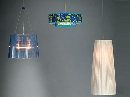 Modernas lámparas de techo