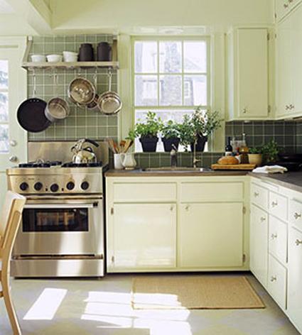 Decora tu cocina con plantas for Como se decora una cocina pequena