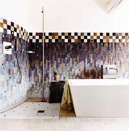 Modernizar el baño con azulejos