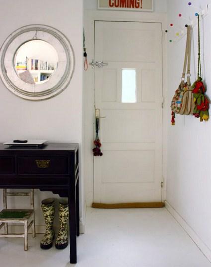 Diseños en una casa encantadora