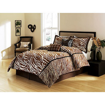 Un toque de animal print en tu decoración