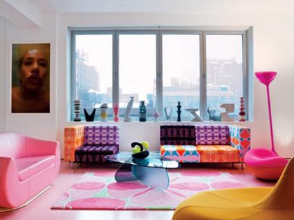 Llena de color tu hogar