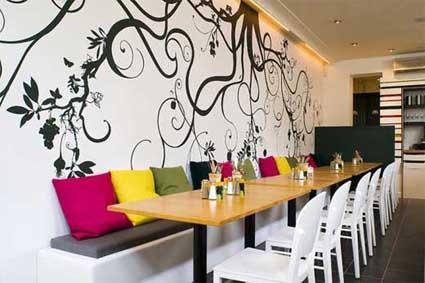 Decoraciones de paredes innovadoras - Decoraciones para la pared ...