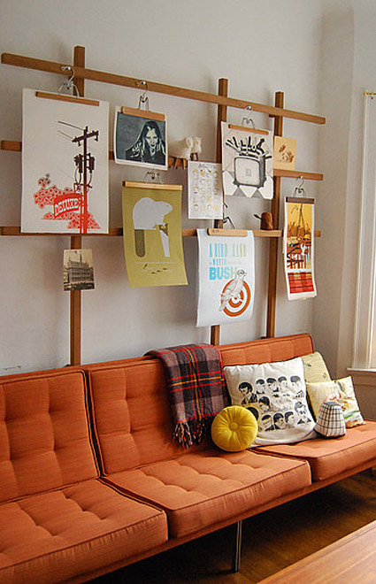 Decora tus paredes con accesorios modernos