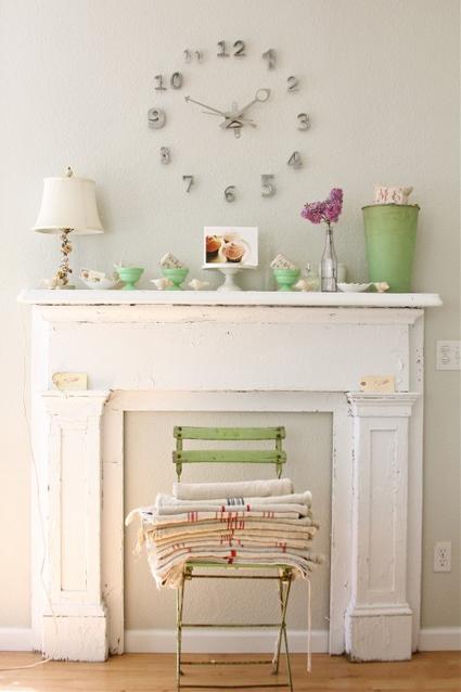Las chimeneas en tu decoración