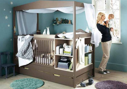 Habitaciones para bebitos