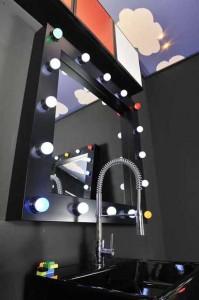 Un cuarto de baño y de juegos - DecoActual.com