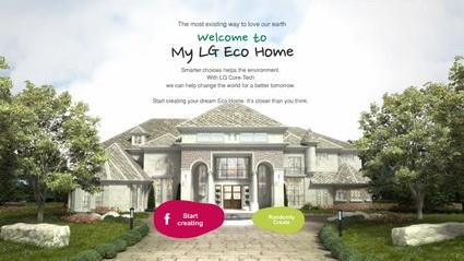 Mi casa ecológica LG
