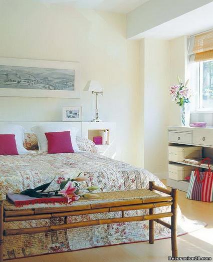 Un dormitorio más iluminado