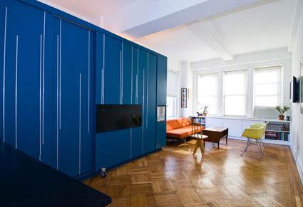 Soluciones para apartamentos pequeños