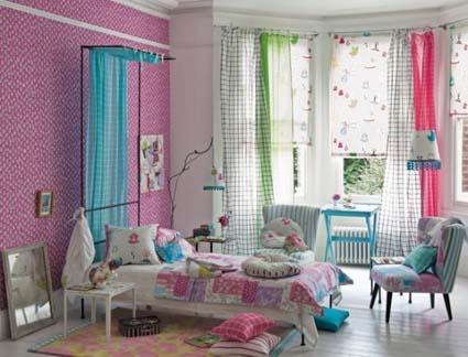 Habitaciones para jovencitas