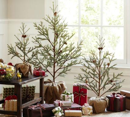 Tendencias para la decoración navideña