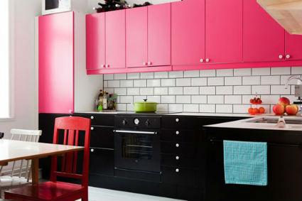 Elegir el color de la cocina