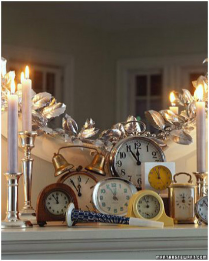 Decora tu salón para Nochevieja